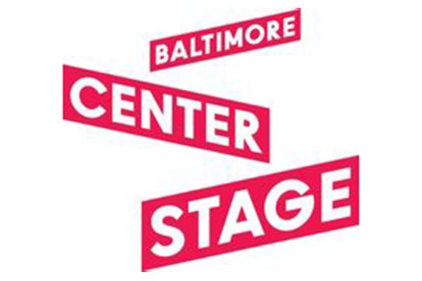 Baltimore center stage logo